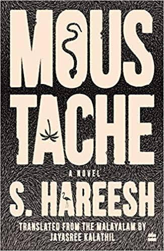 Moustache book cover